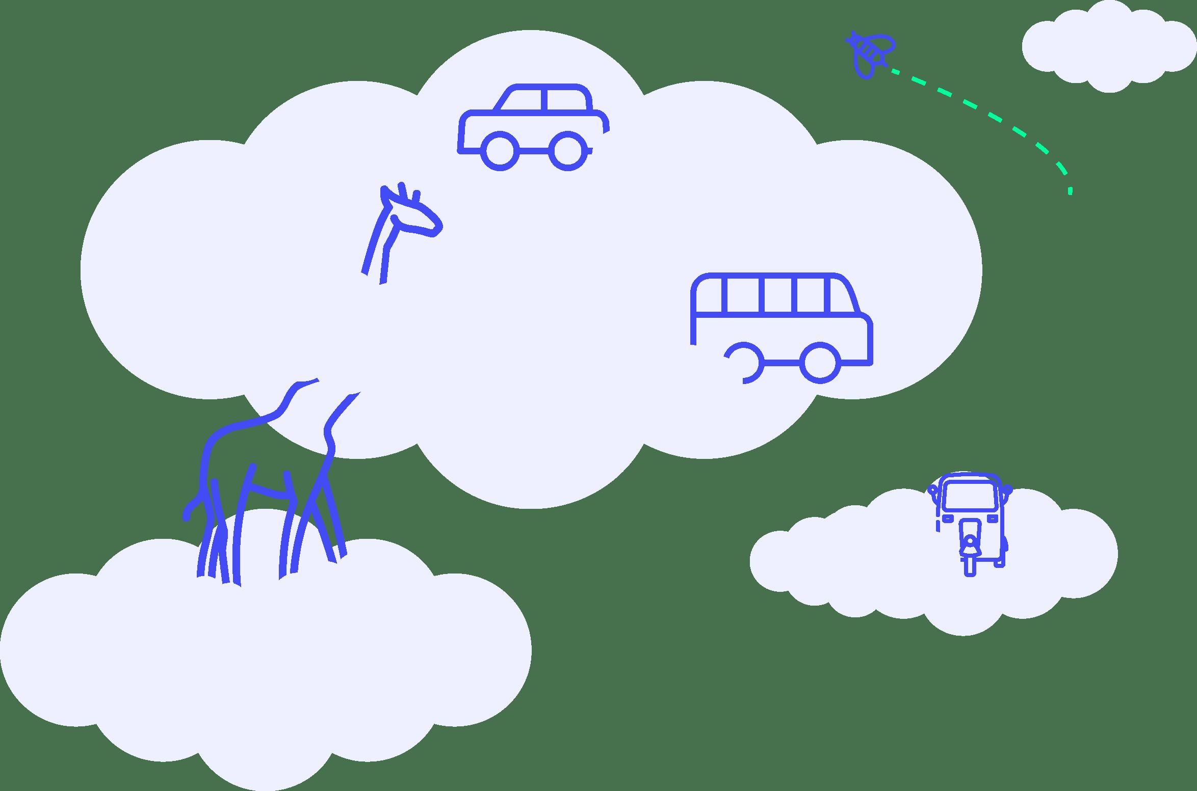I tuoi Automezzi Semplici e in Cloud